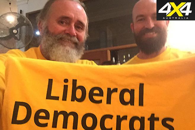 Liberal -democrats