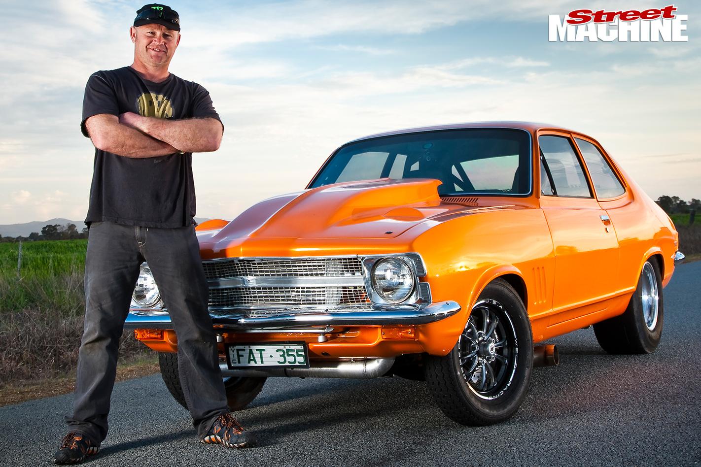 Holden -LC-Torana -owner