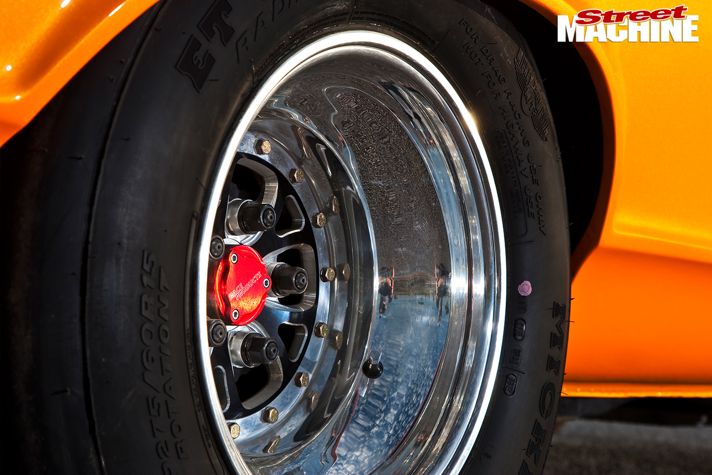 Holden -LC-Torana -rear -wheel