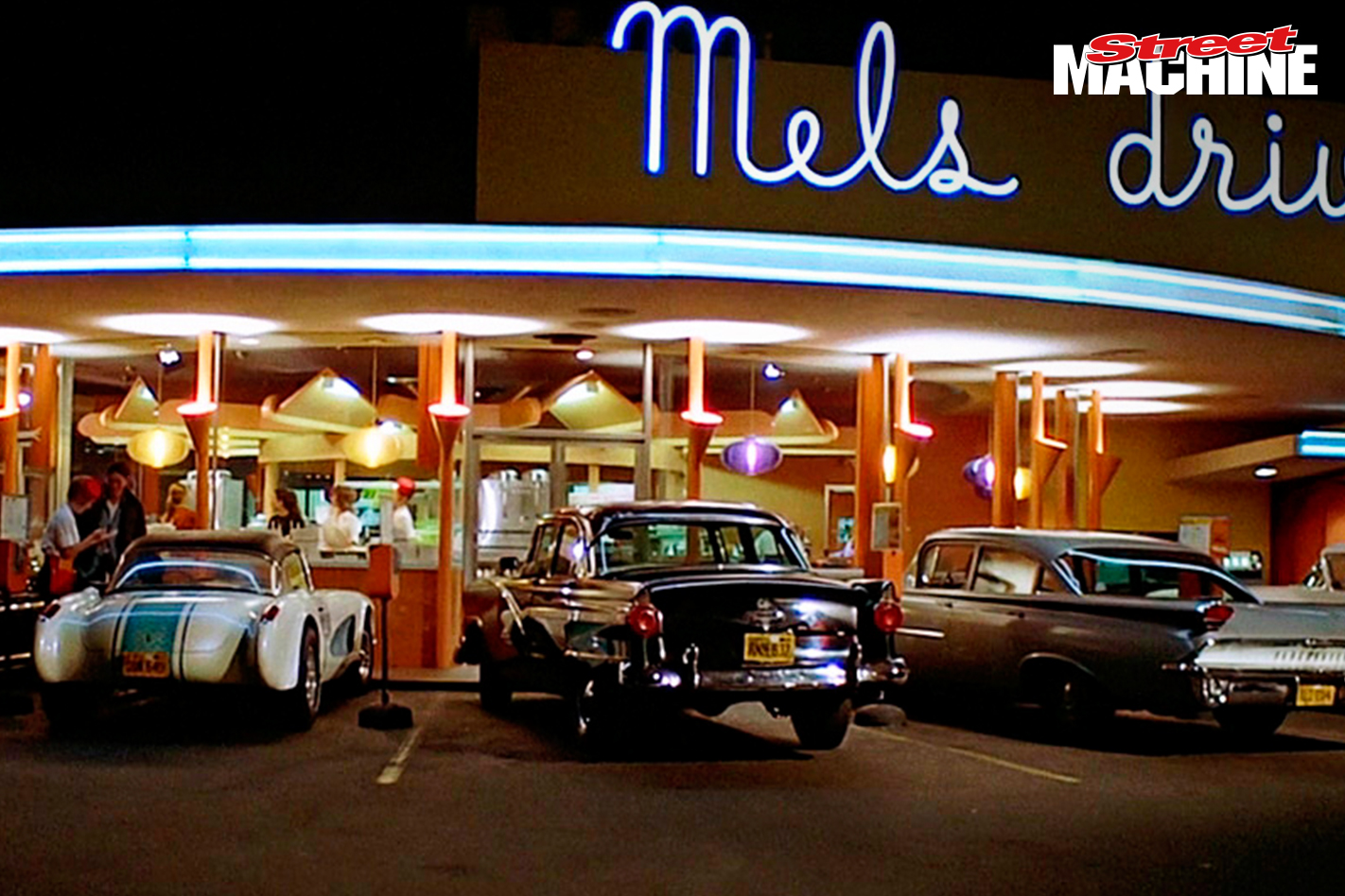 American Graffiti 1973 Movie 3 Nw