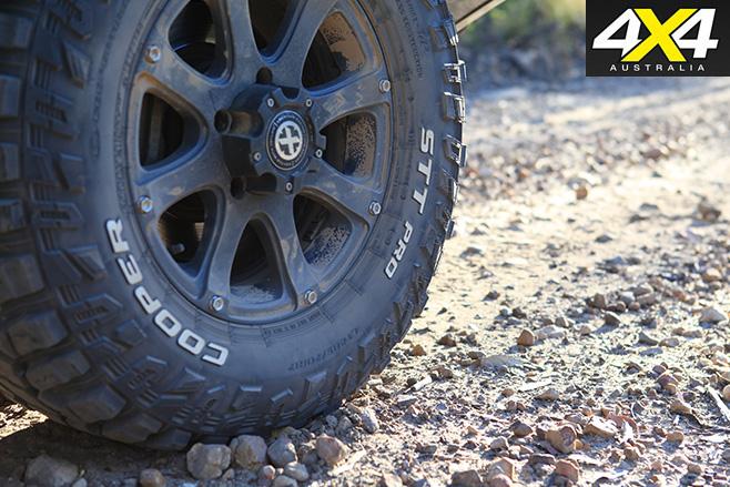 Cooper -stt -pro -tyres