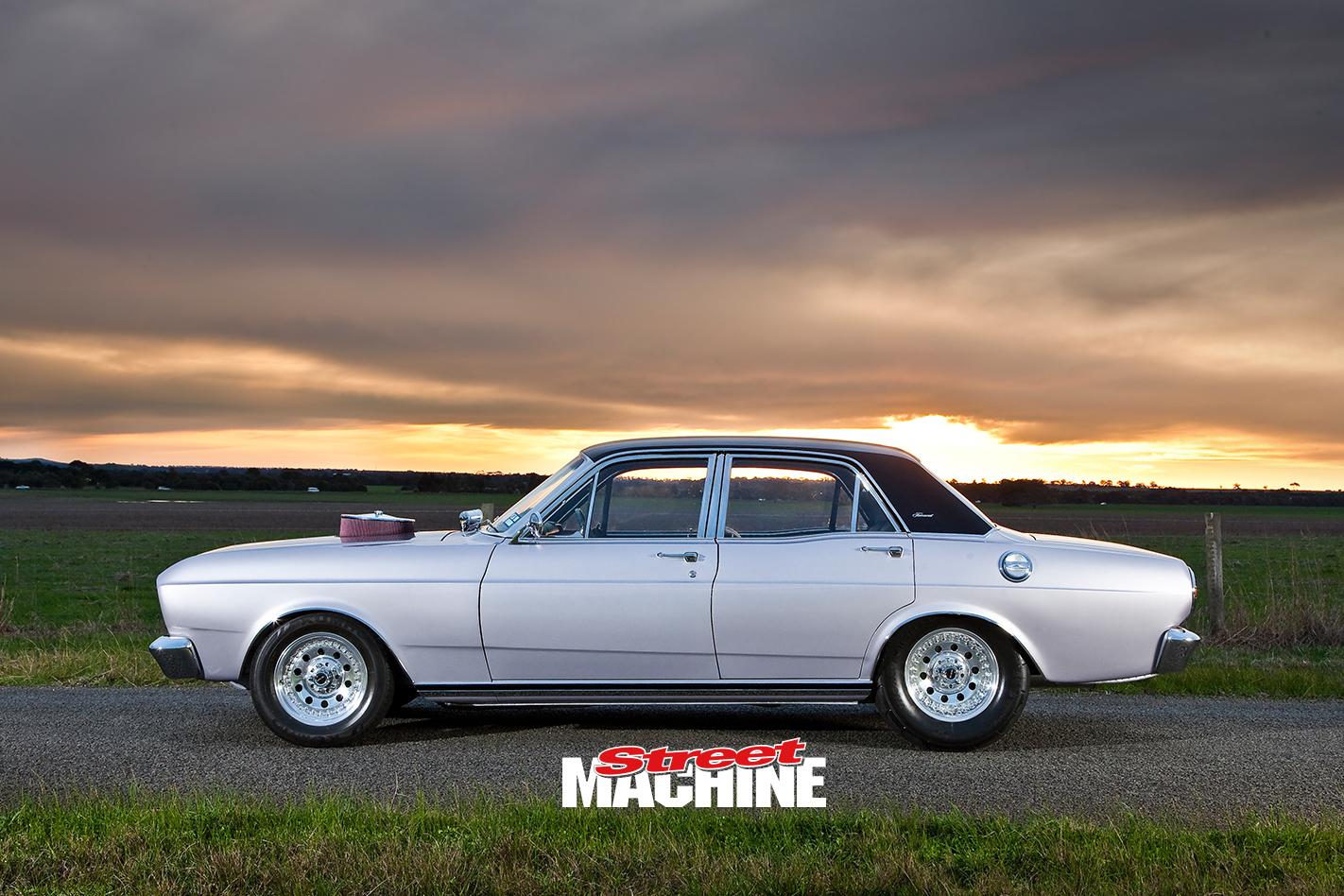 Ford XT Fairmont 2 Nw