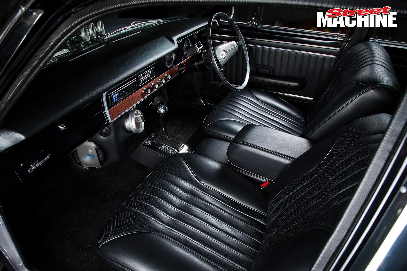 Ford XT Fairmont 13 Nw