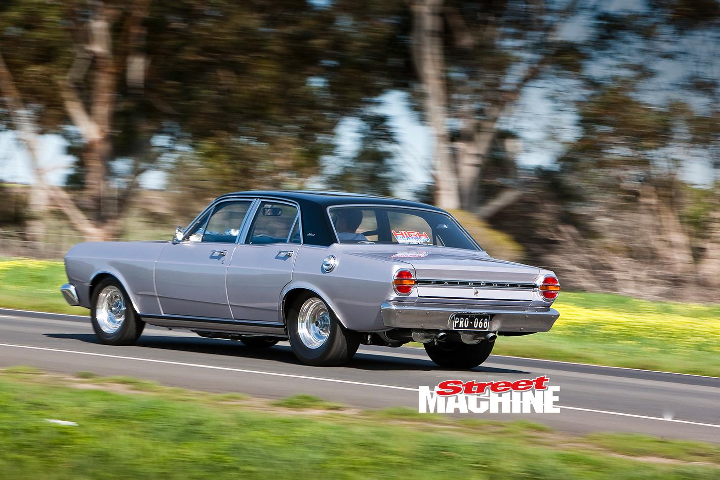 Ford XT Fairmont 17 Nw