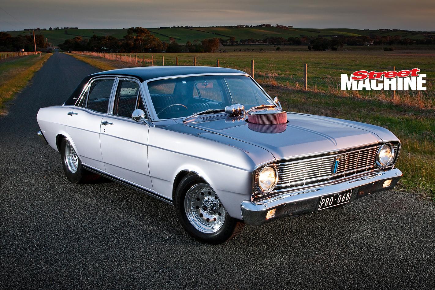 Ford XT Fairmont 21 Nw