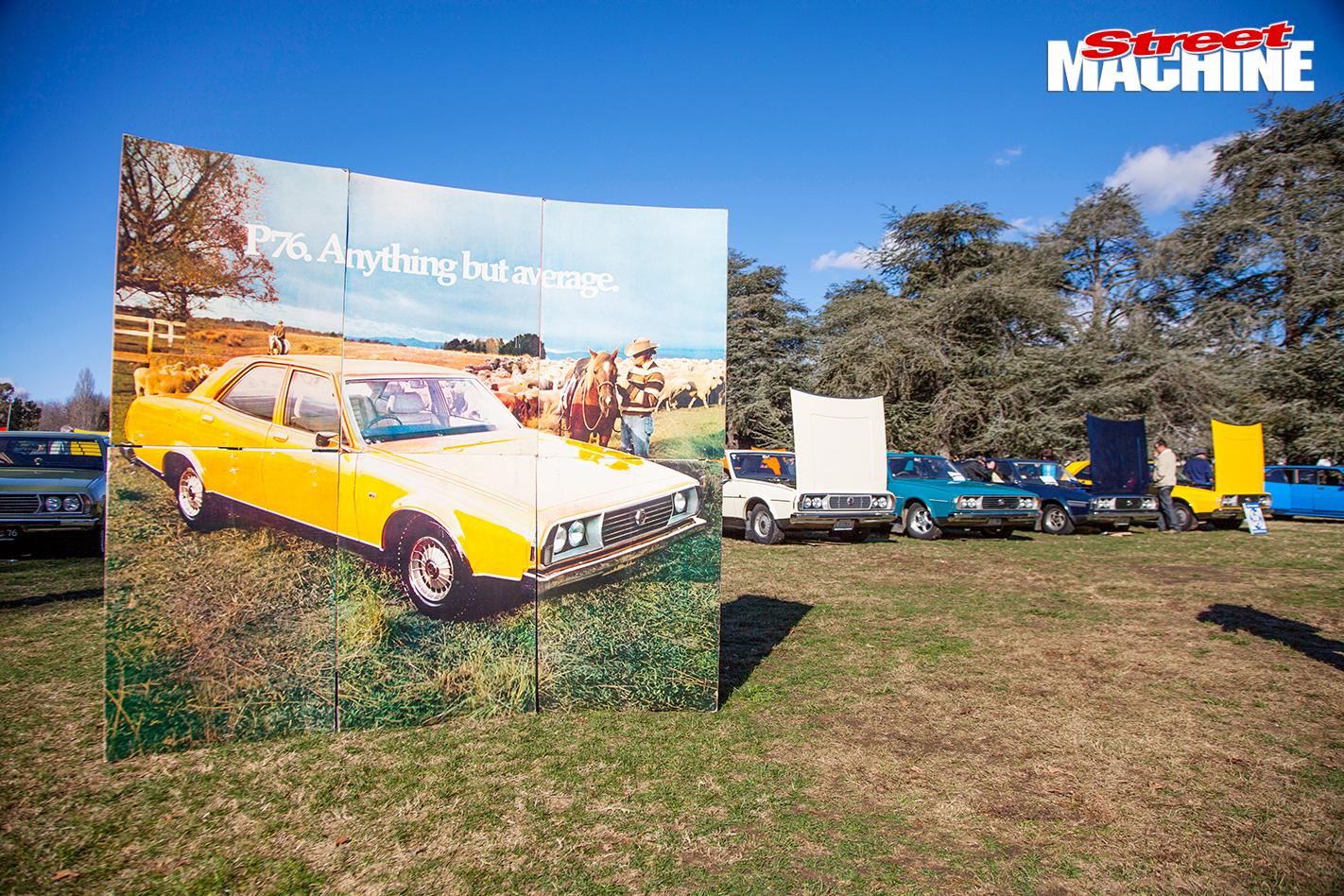 Leyland -P76-40th -anniversary -4