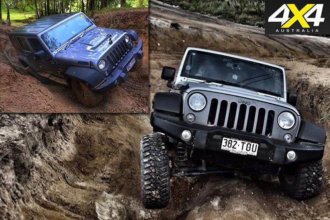 2014 Jeep Wrangler -JKU-Ryan -Lennon