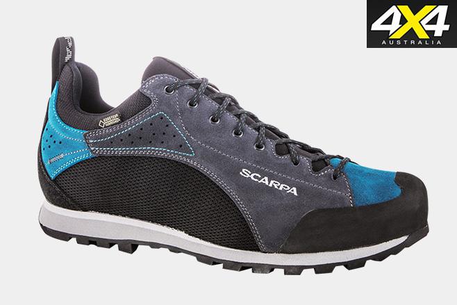 Scarpa Oxygen GTX shoes