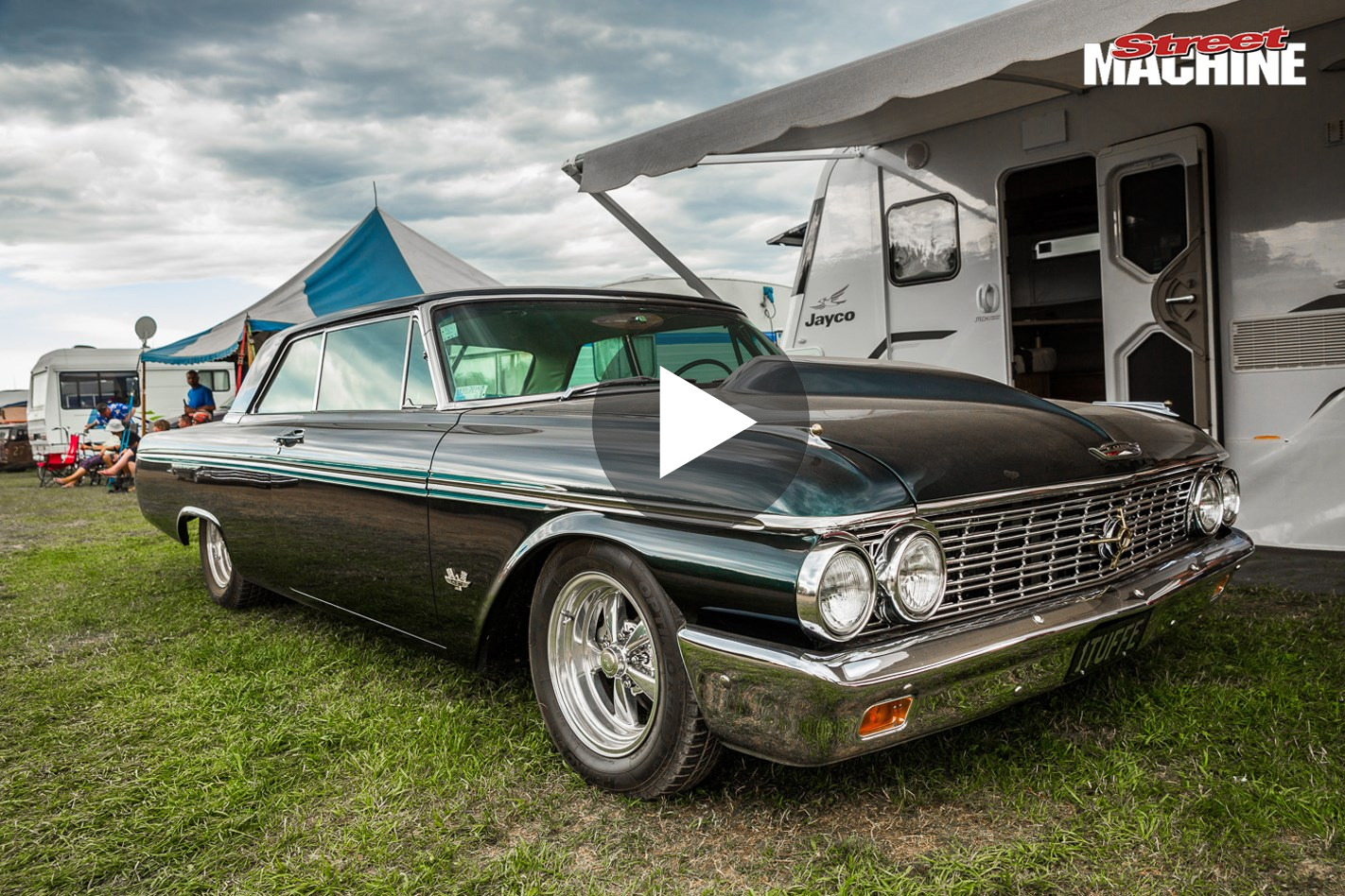 Ford -Galaxie -XL500-video