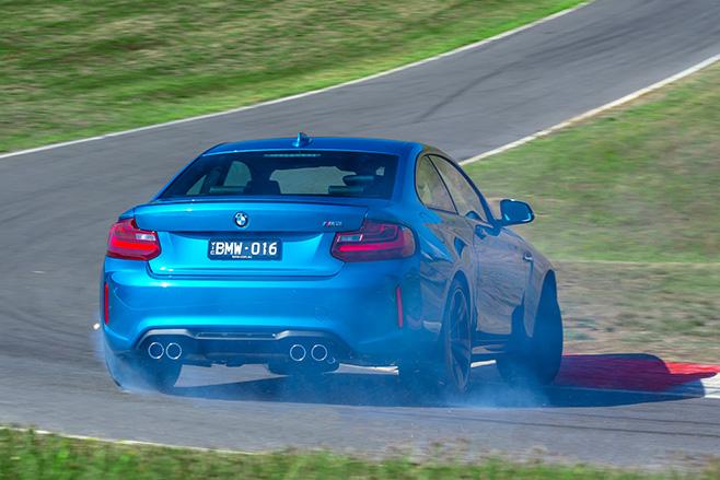 BMW-M2-CSL-sliding