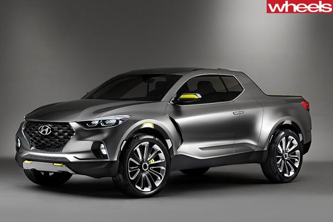 Hyundai -Santa -Cruz -side -front
