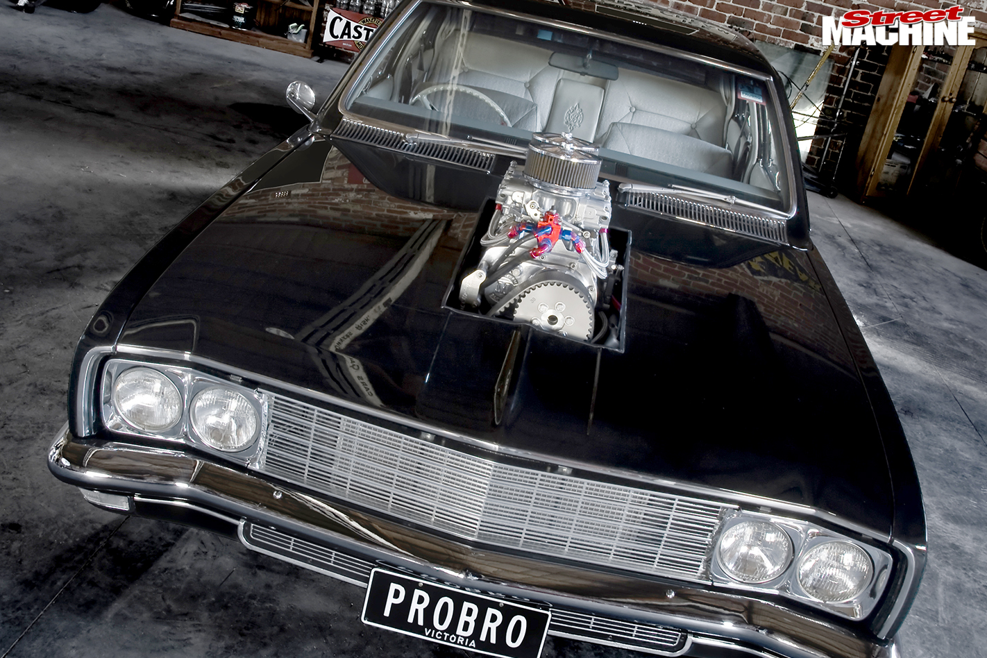 Holden -HG-Brougham -front -2