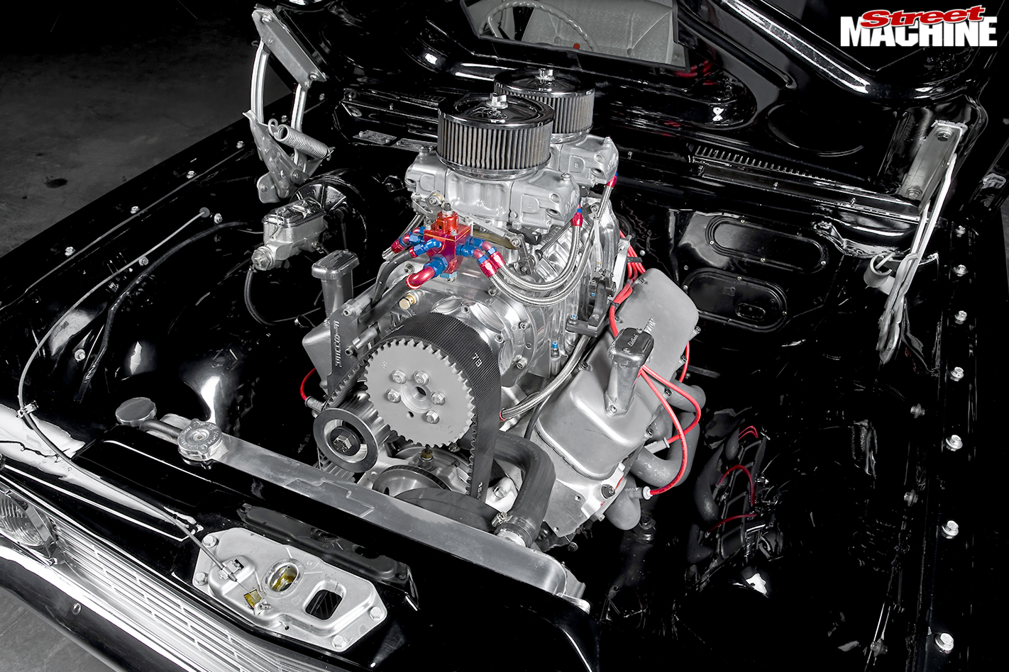 Holden -HG-Brougham -engine