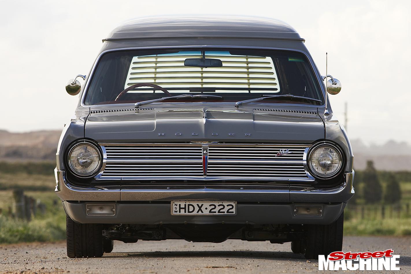 Holden -HD-van -front -2