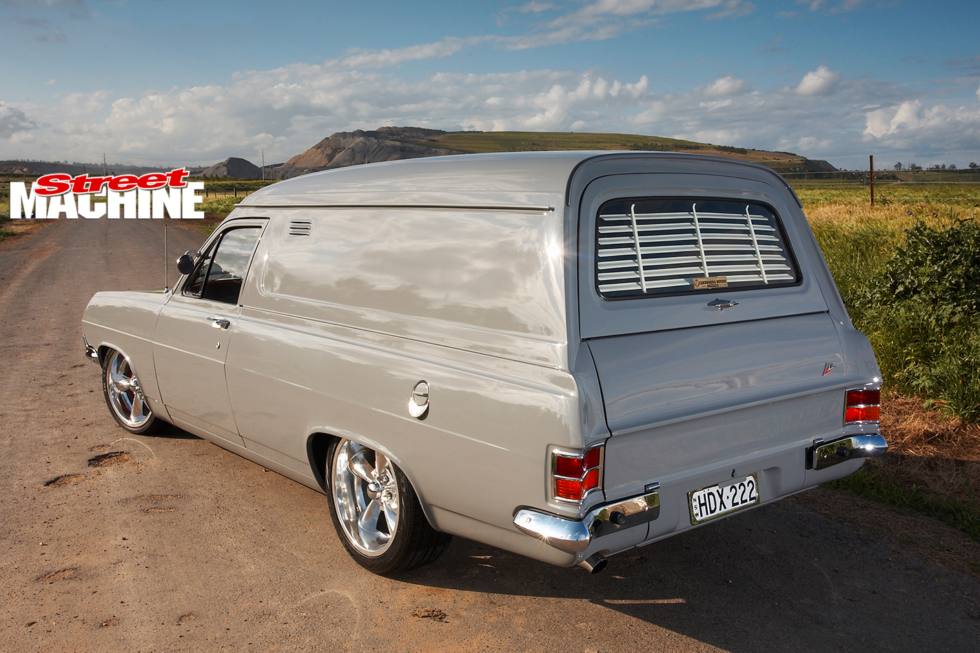 Holden -HD-van -side -rear -2