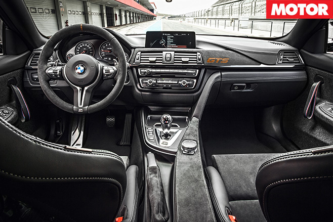 BMW-M4-GTS-interior