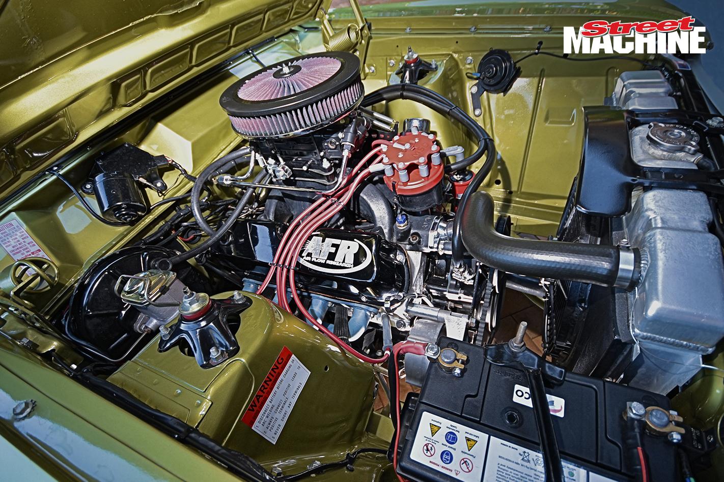Ford XY Fairmont 302 1