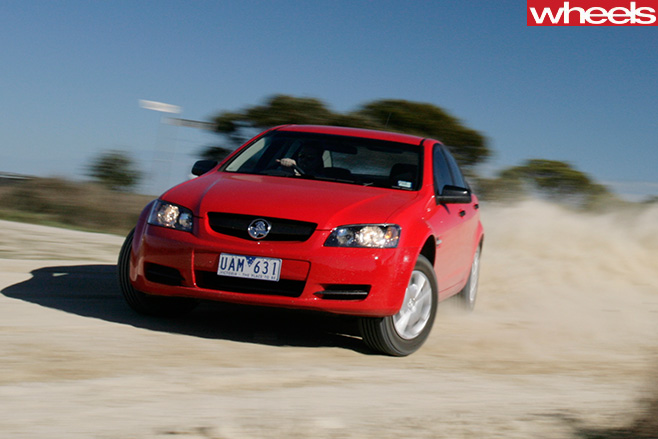 Holden -VE-Commodore -drifting -topdriving