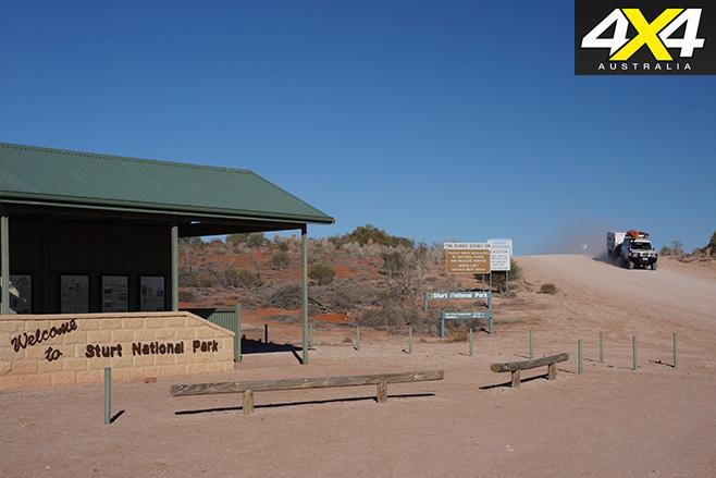 Sturt national park