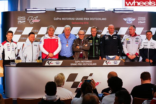 Moto GP-Indie -teams
