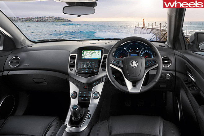 Holden -Cruze -interior