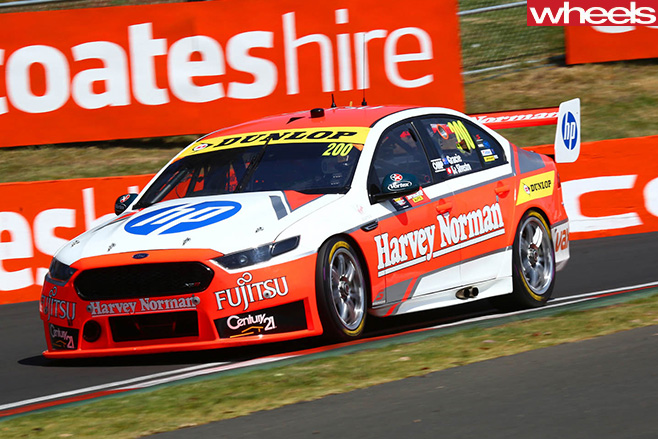 Ford -Supercars -racing