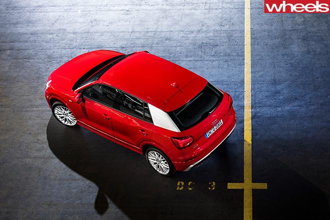 Audi -Q2-top -side