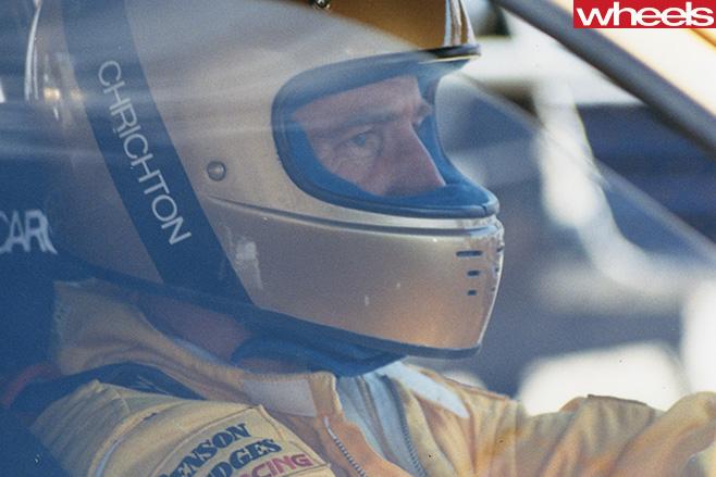 Neville -Crichton -racing -helmet