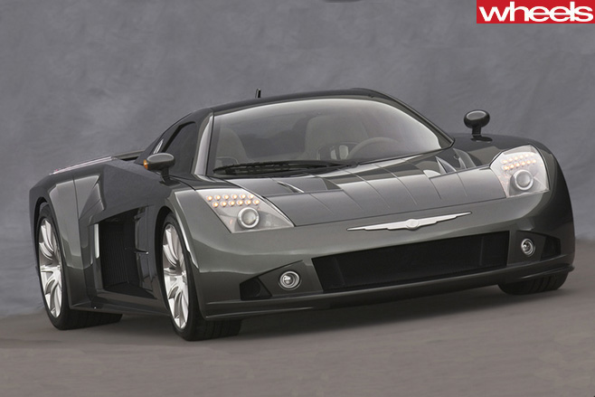 Chrysler -me -four -twelve -supercar