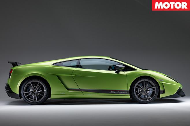 Lamborghini Huracan Superleggera concept