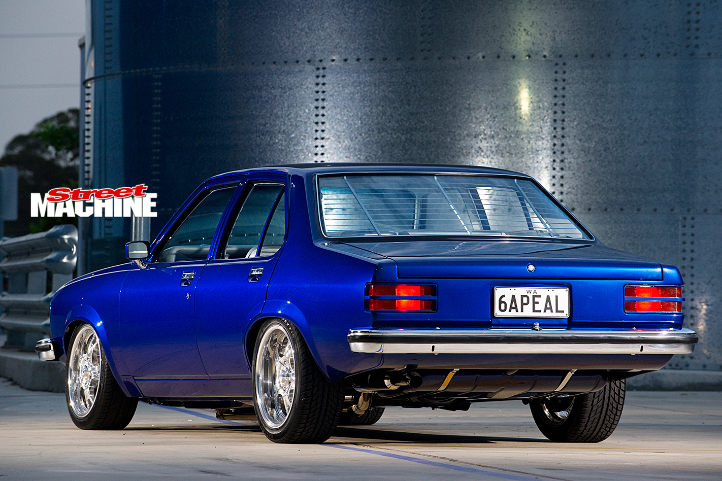 Holden -LH-Torana -rear -1422