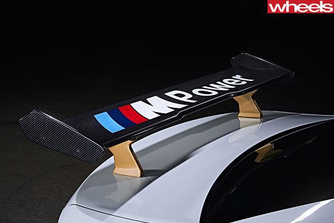 BMW-Motorsport -spoiler