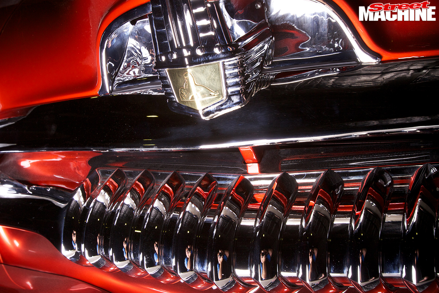 Holden -fj -ute -grille