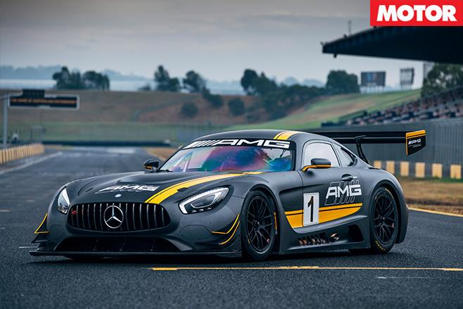 Mercedes -AMG-GT3