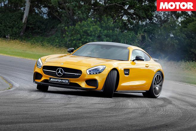Mercedes -AMG-GT-S