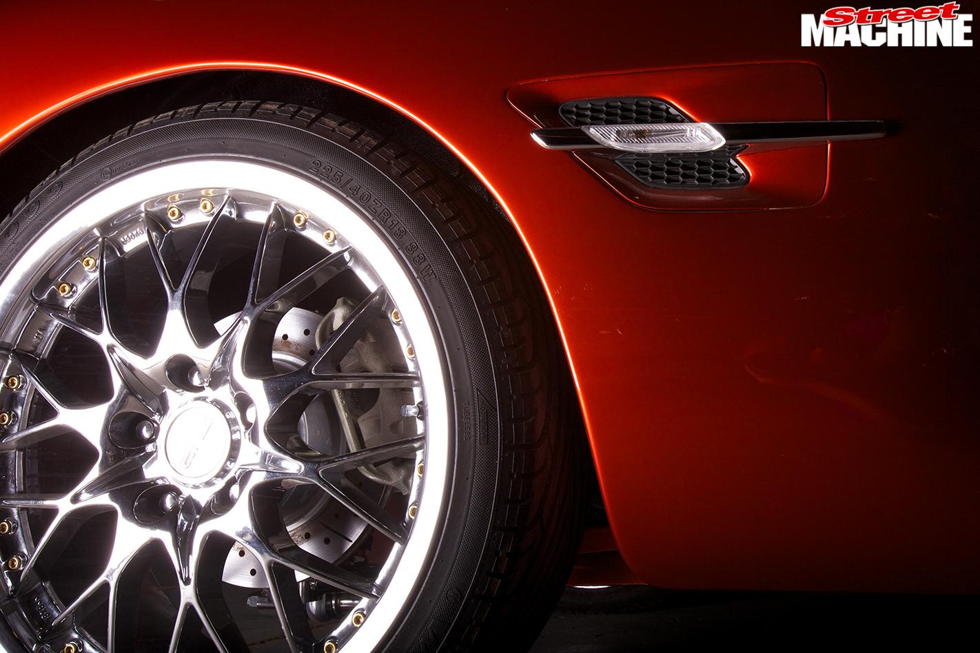 Holden -fj -ute -wheel