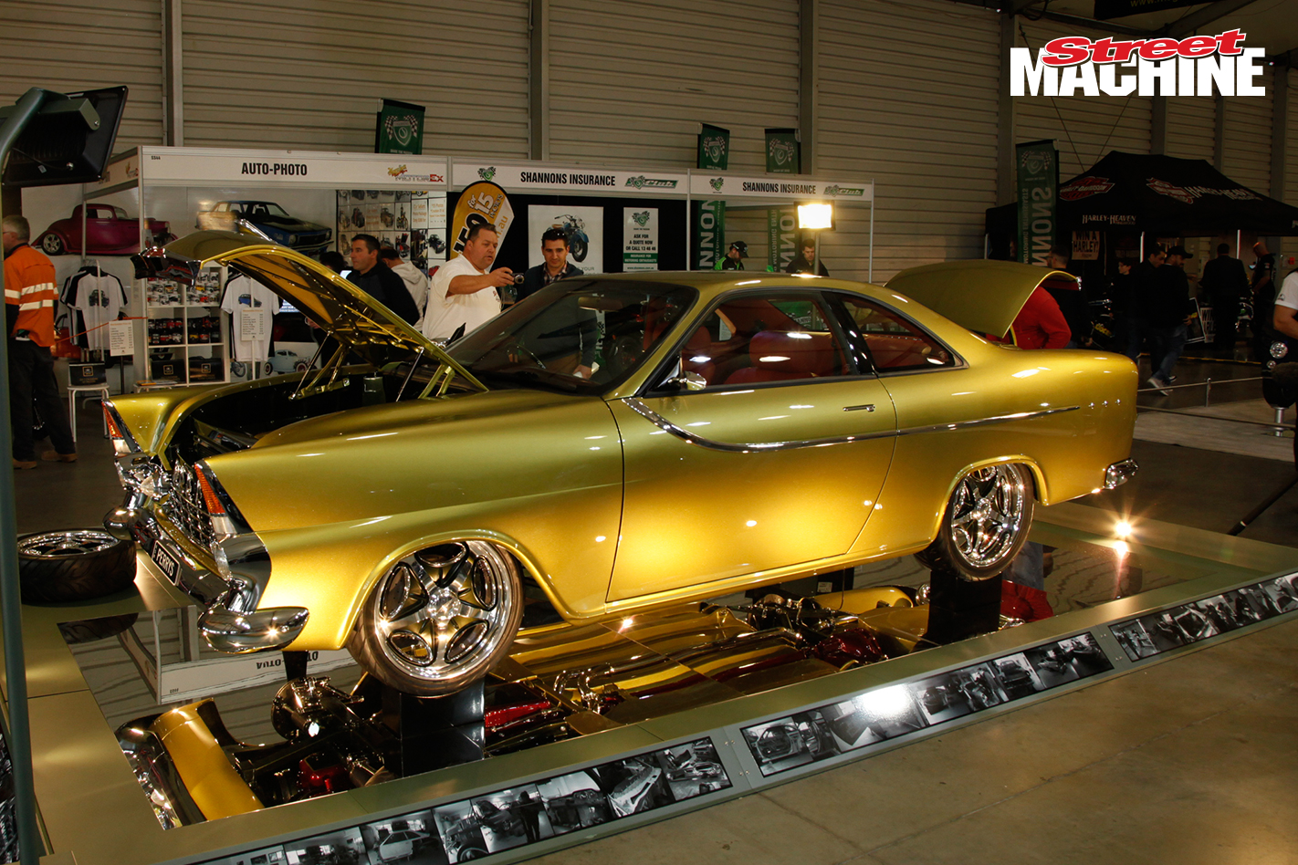 FB Holden Coupe TAILSPIN