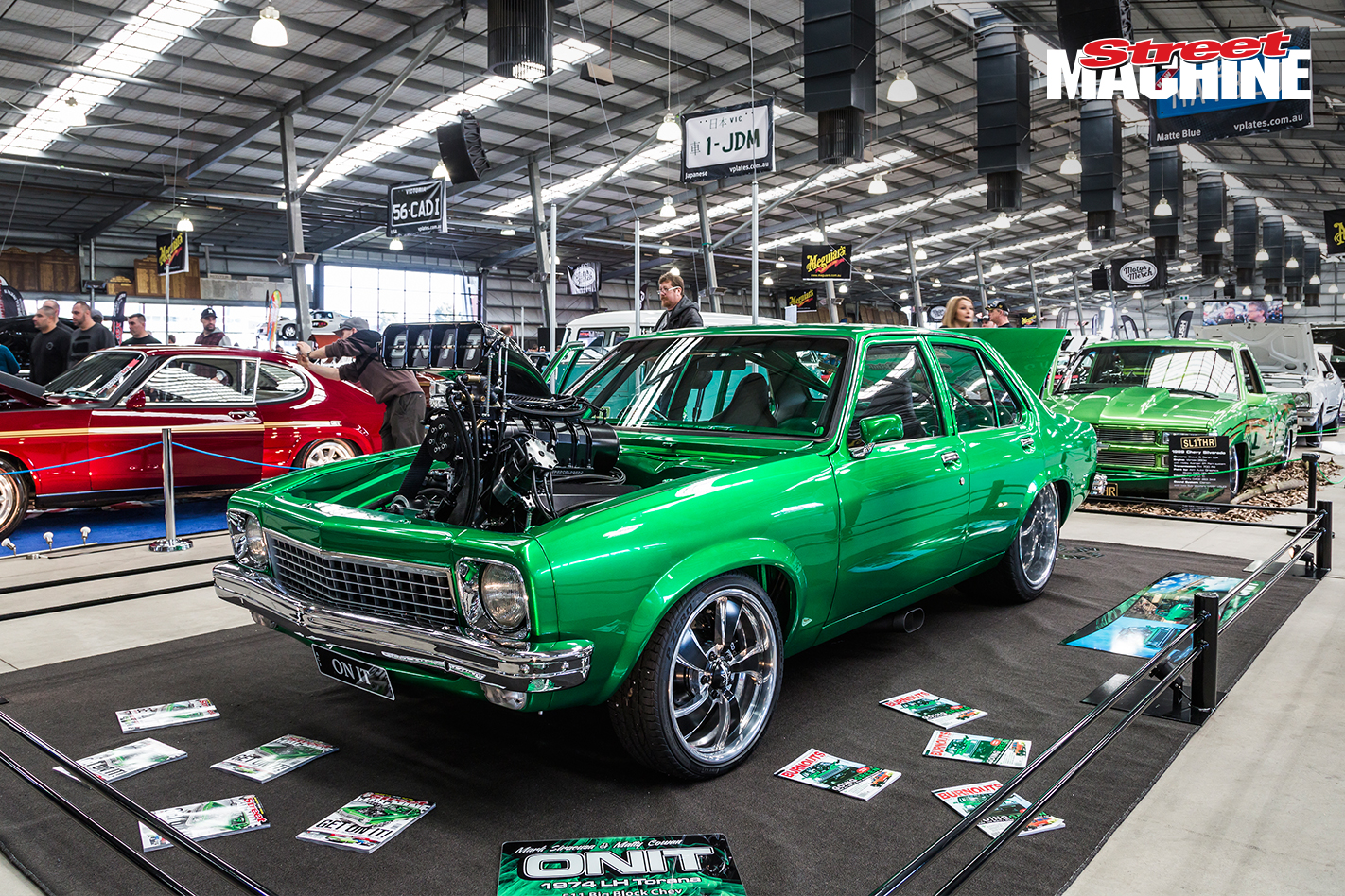 Holden Torana Blown ONIT