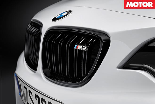 BMW M2 CSL front
