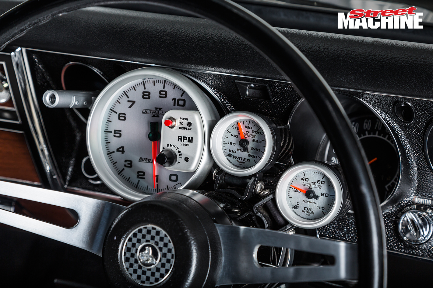 Holden HT Monaro GTS 9