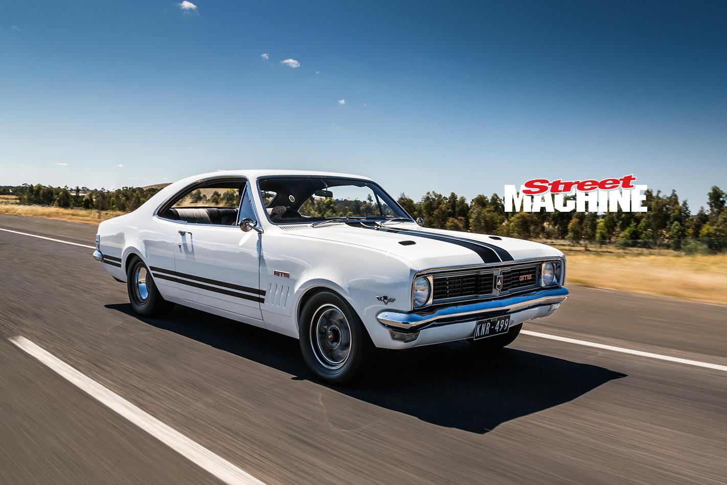 Holden HT Monaro GTS 12