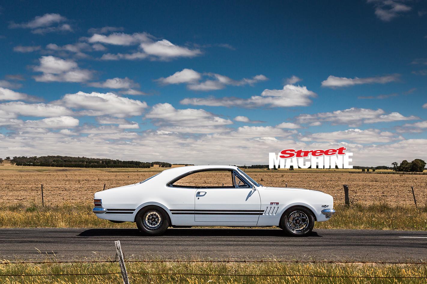 Holden HT Monaro GTS 14