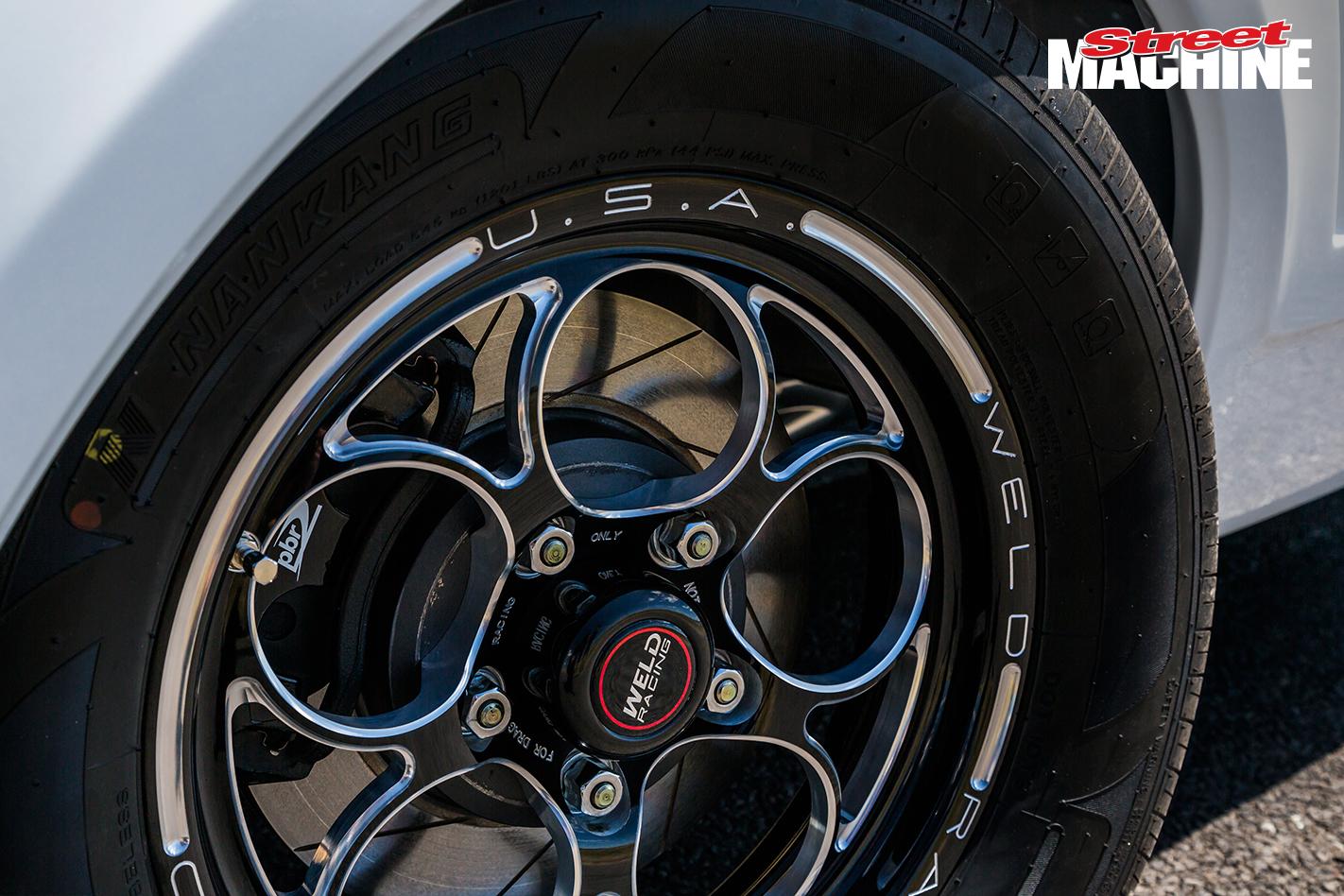 Holden HT Monaro GTS WELD MAGNUM