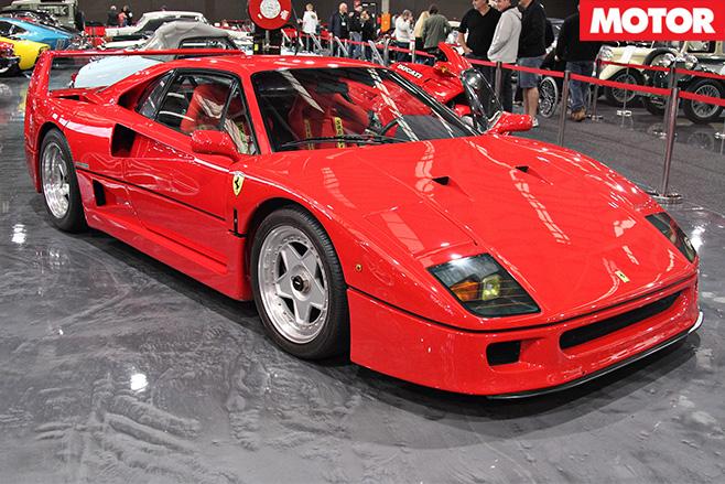 Ferrari 1989 F40