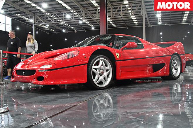 Ferrari 1996 F50