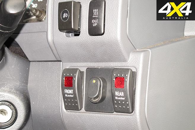 Elocker switches