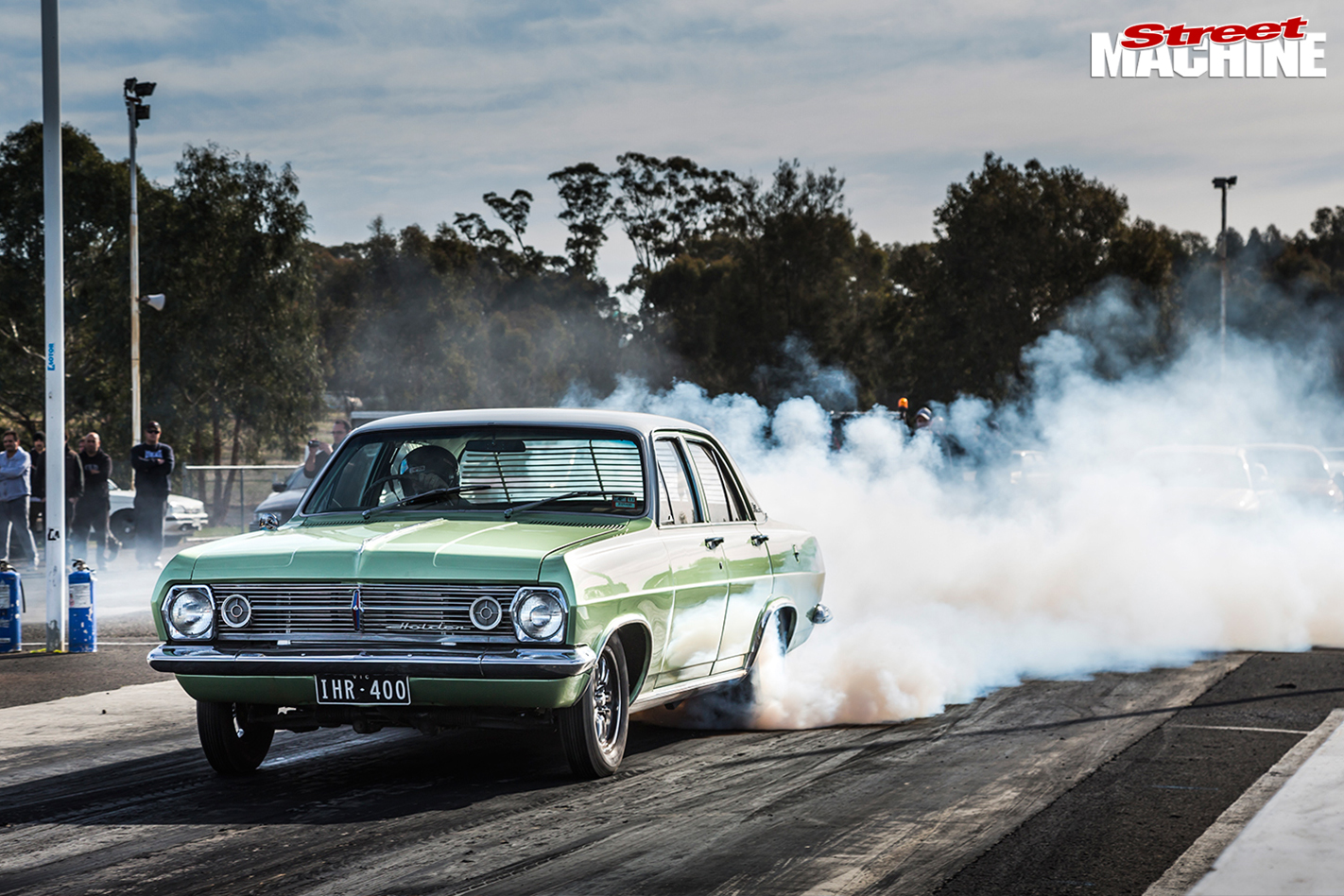 Holden -HR-drag