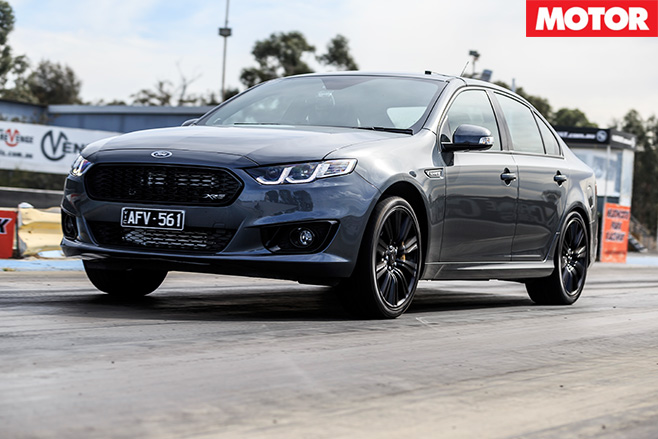 Ford falcon xr6 sprint