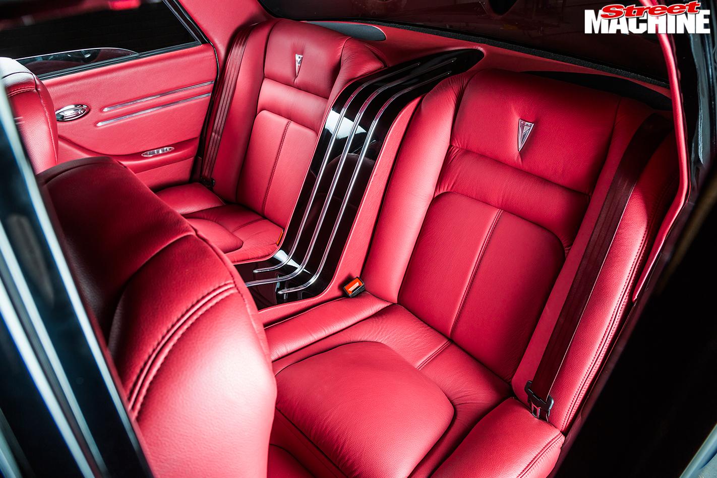 Pontiac -Laurentian -interior -rear