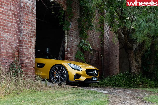 Mercedes -AMG-GT
